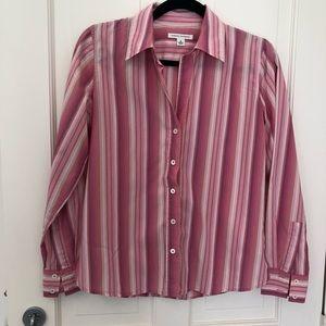 Banana Republic button down cotton shirt